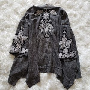 Urban Outfitter Ecote Beaded Cardigan